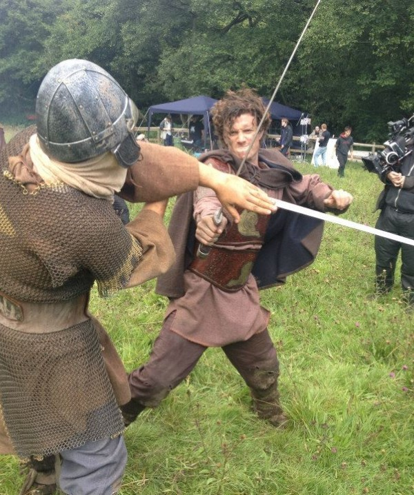 arthur Battle Fight