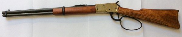 PHOTO G winchester rifle JW on side2